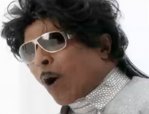 TV for Zaxby's – What Little Richard Said.