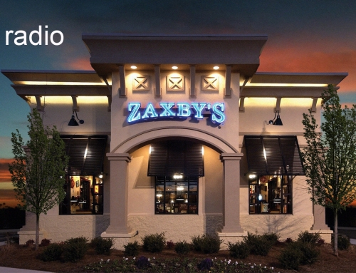Zaxby's Zensation Salad Radio – Zen Fu!