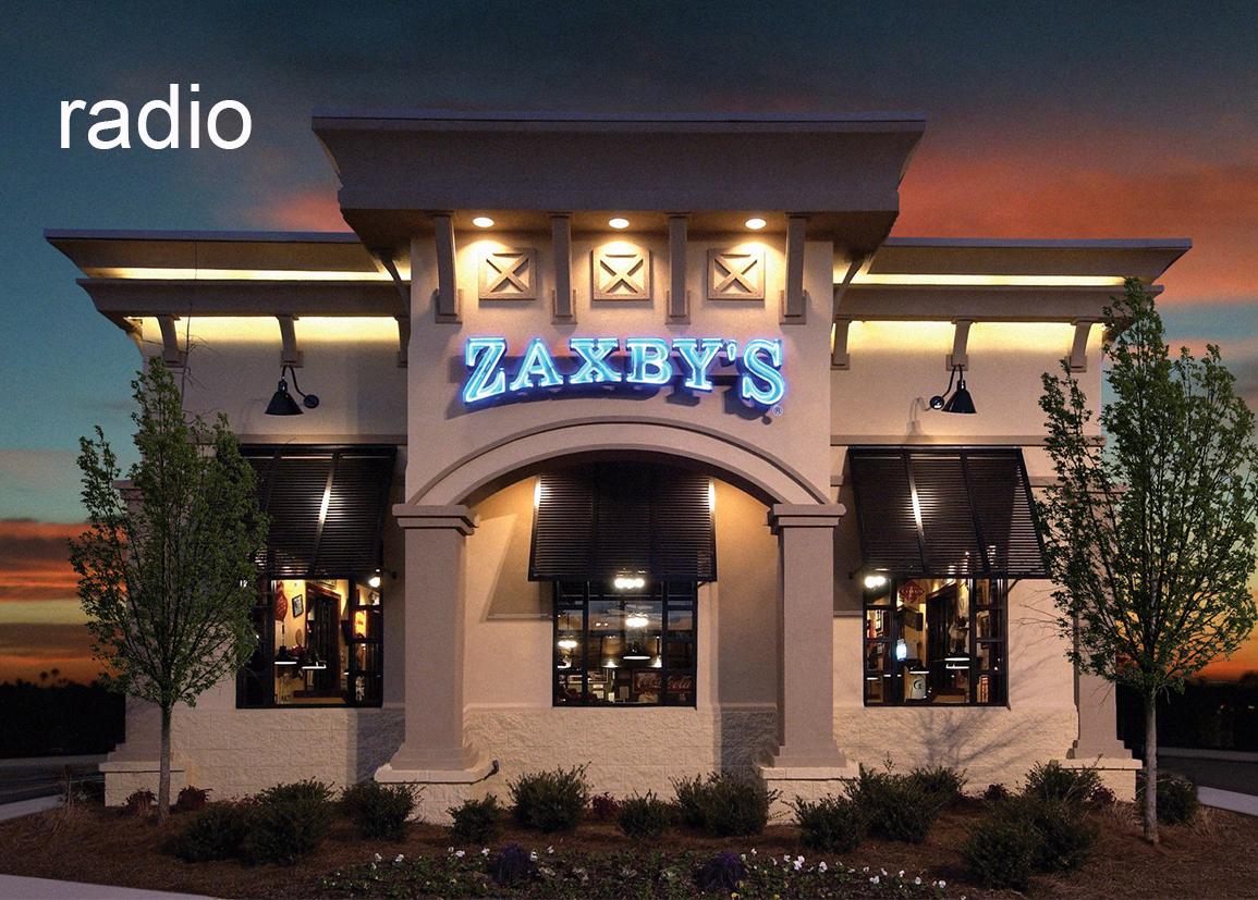 Zaxby's Zensation Salad Radio – Zen Fu!